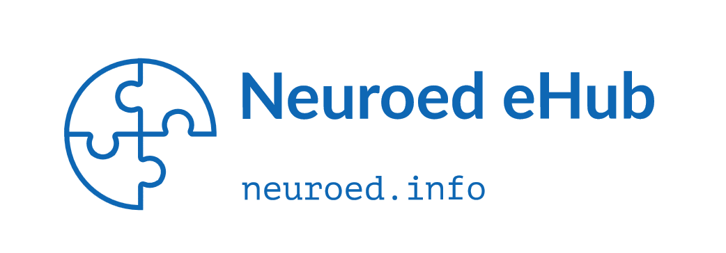 Neuroed eHub is an online platform designed to share resources on Neurodevelopmental disorders - Autism spectrum (ASD), Learning disabilities, Downs syndrome, Cerebral palsy, ADHD, Depression etc